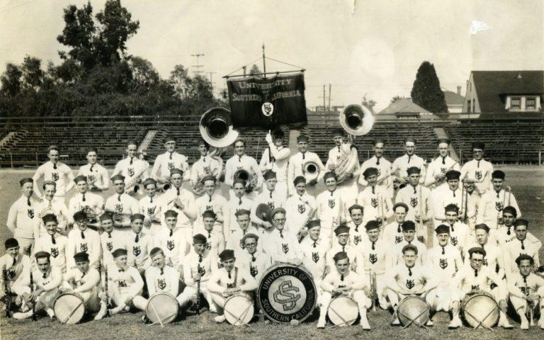 Trojan Band Circa 1910s