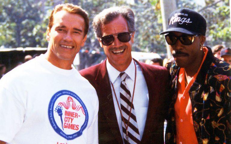 Arnold Schwarzenegger Inner City Games