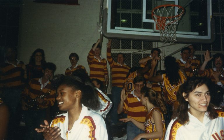 Womens Basketball 1989